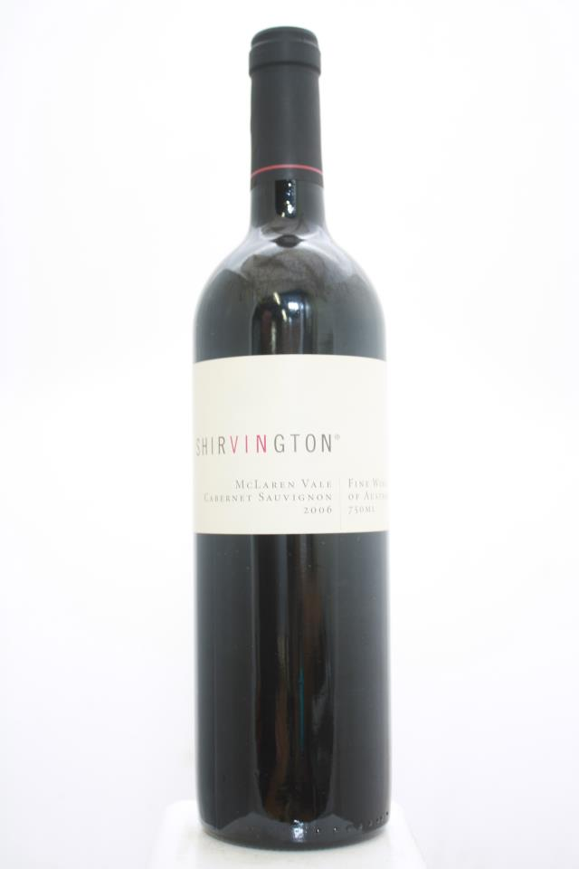 Shirvington Cabernet Sauvignon 2006