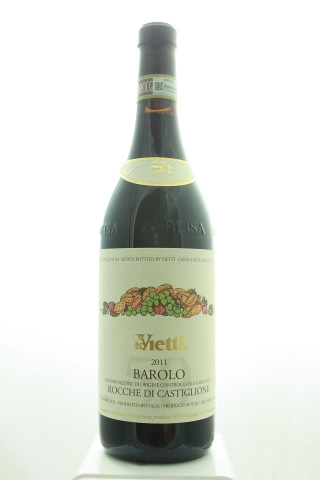 Vietti Barolo Rocche di Castiglione 2011