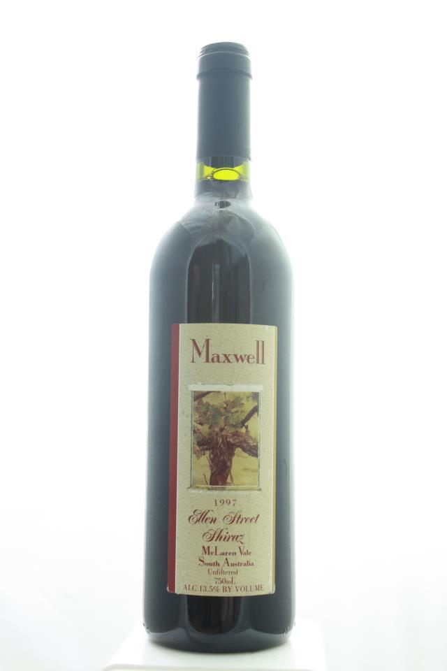 Maxwell Shiraz Ellen Street 1997