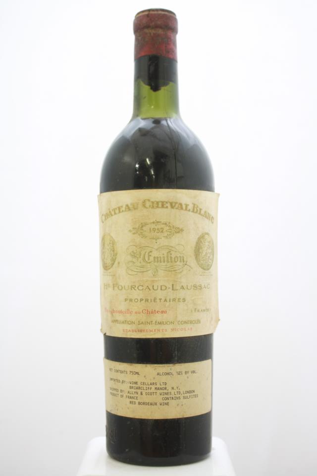 Cheval Blanc 1952