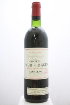 Lynch-Bages 1979