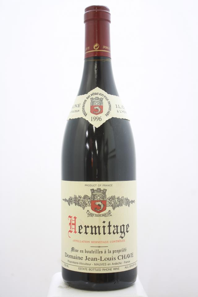 Domaine Jean-Louis Chave Hermitage 1996