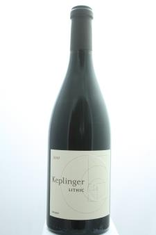 Keplinger Proprietary Red Lithic 2010