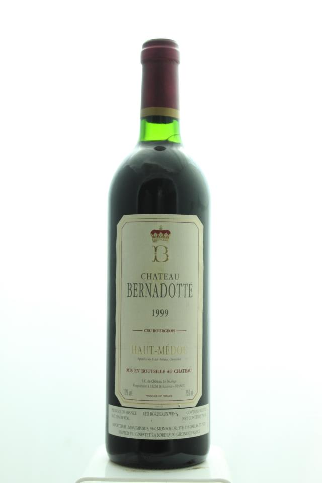 Bernadotte 1999