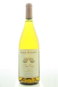 Black Stallion Chardonnay 2009