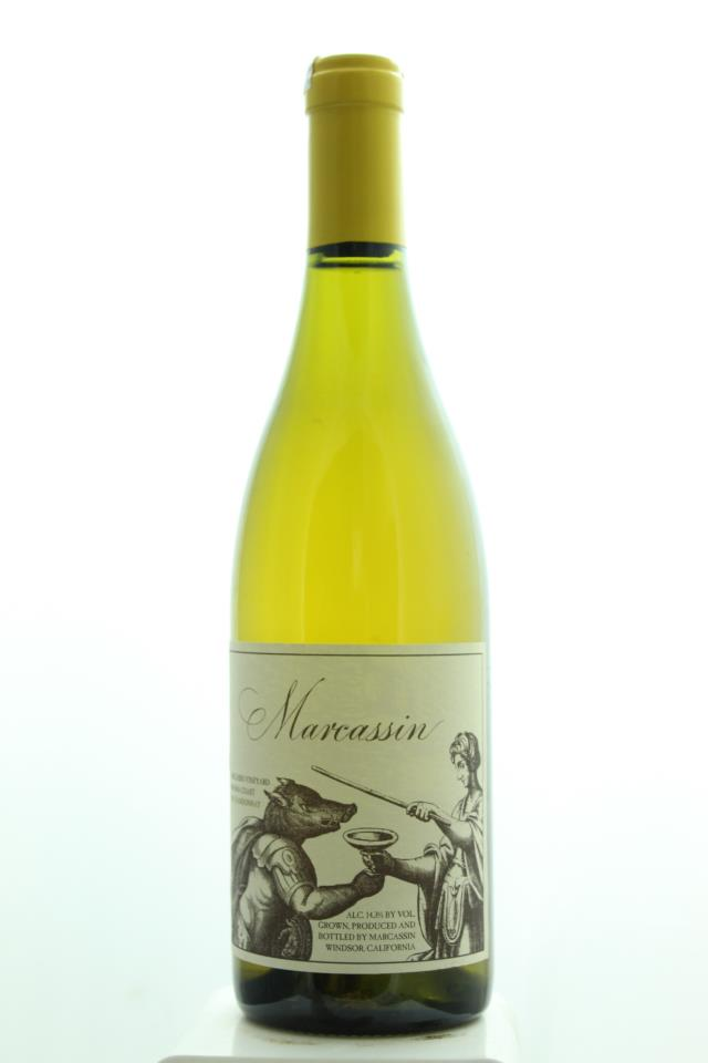 Marcassin Chardonnay Marcassin Vineyard 2002