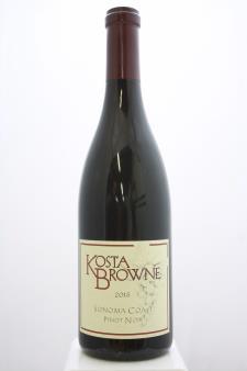 Kosta Browne Pinot Noir Sonoma Coast 2015