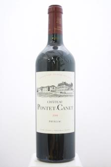 Pontet-Canet 2011