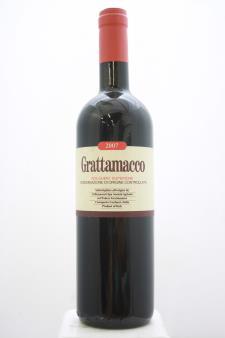 Collemassari Grattamacco Bolgheri Rosso Superiore 2007
