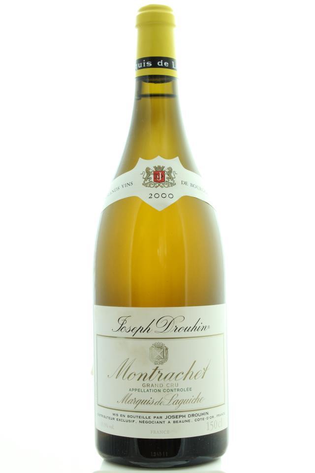 Joseph Drouhin (Maison) Montrachet Marquis de Laguiche 2000