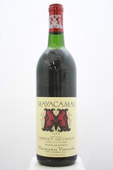 Mayacamas Cabernet Sauvignon 1984