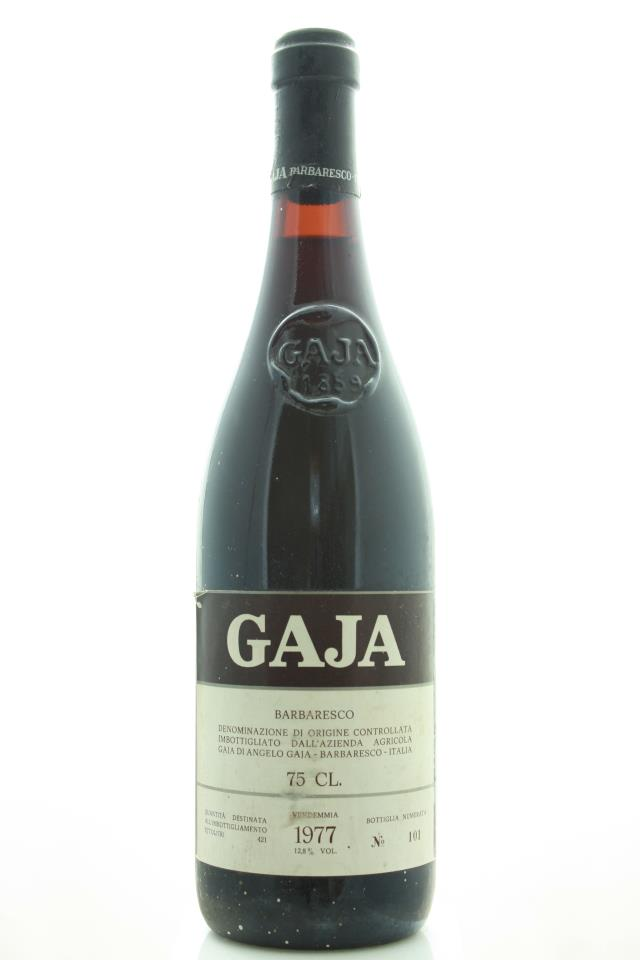 Gaja Barbaresco 1977