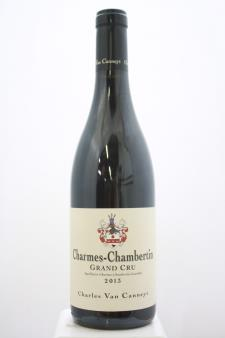 Charles Van Canneyt Charmes-Chambertin 2013