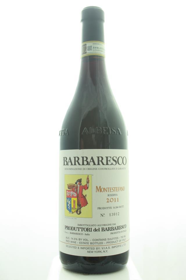 Produttori del Barbaresco Barbaresco Riserva Montestefano 2011