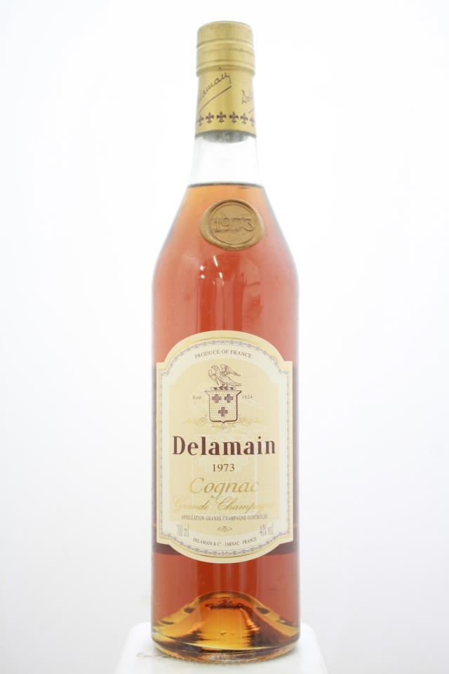 Delamain Cognac Grande Champagne 1973