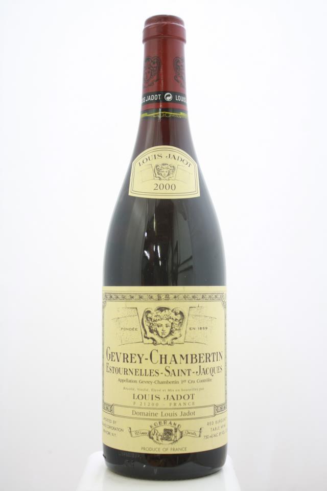 Louis Jadot (Domaine Louis Jadot) Gevrey-Chambertin Clos Saint-Jacques 2000