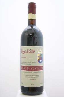 Poggio di Sotto Rosso di Montalcino 2006