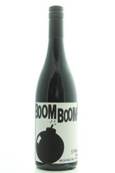 Charles Smith Syrah Boom Boom 2010