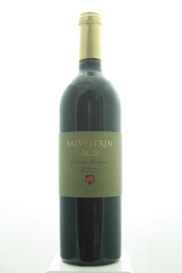 Salvestrin Cabernet Sauvignon Three D 2007