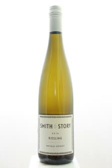 Smith Story Rheingau Riesling #02 2014