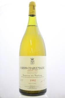 Bonneau du Martray Corton-Charlemagne 1992