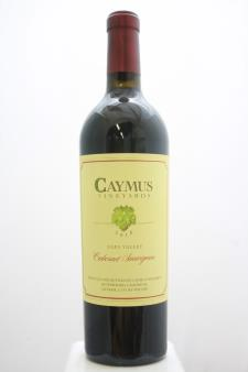 Caymus Cabernet Sauvignon 2010