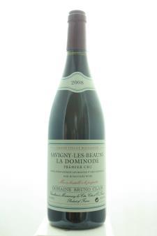 Bruno Clair Savigny-Les-Beaune La Dominode 2008