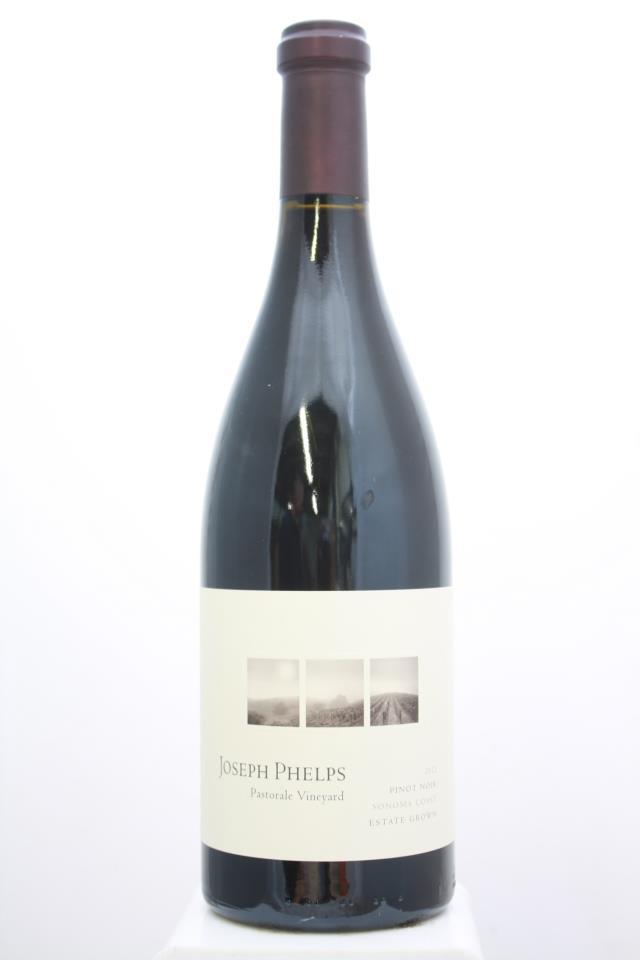 Joseph Phelps Pinot Noir Pastorale Vineyard 2012