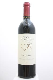 Terra Valentine Cabernet Franc 2014