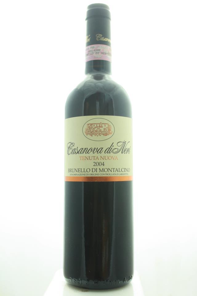 Casanova di Neri Brunello di Montalcino Tenuta Nuova 2004