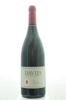 Davies Vineyards Pinot Noir Anderson Valley 2013