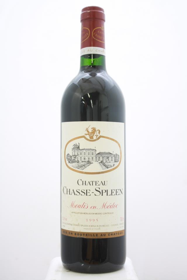 Chasse-Spleen 1995