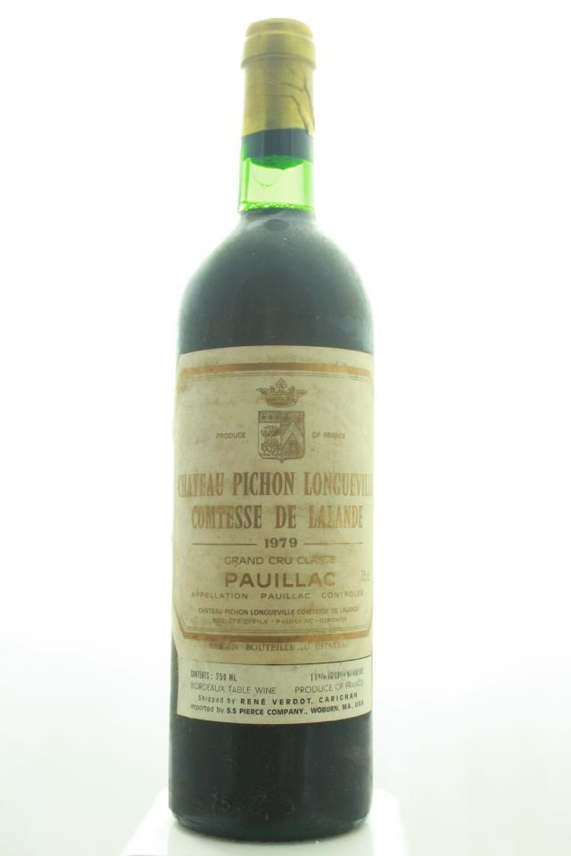 Pichon-Longueville Comtesse de Lalande 1979