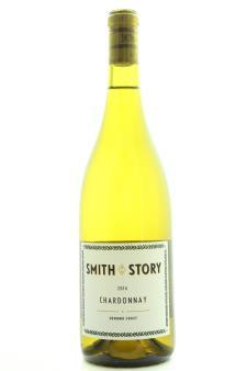Smith Story Chardonnay Sonoma Coast 2014