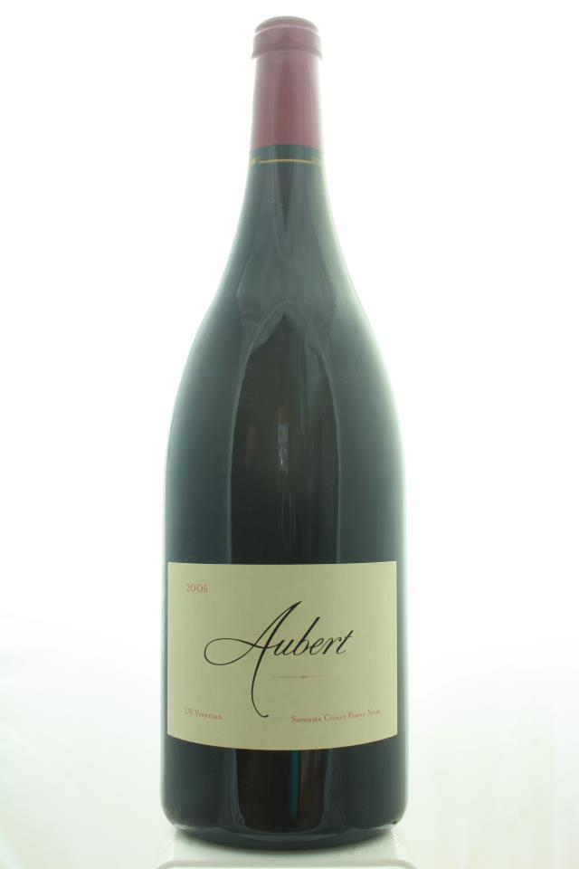 Aubert Pinot Noir UV Vineyard 2006