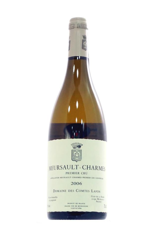 Domaine des Comtes Lafon Meursault Charmes 2006