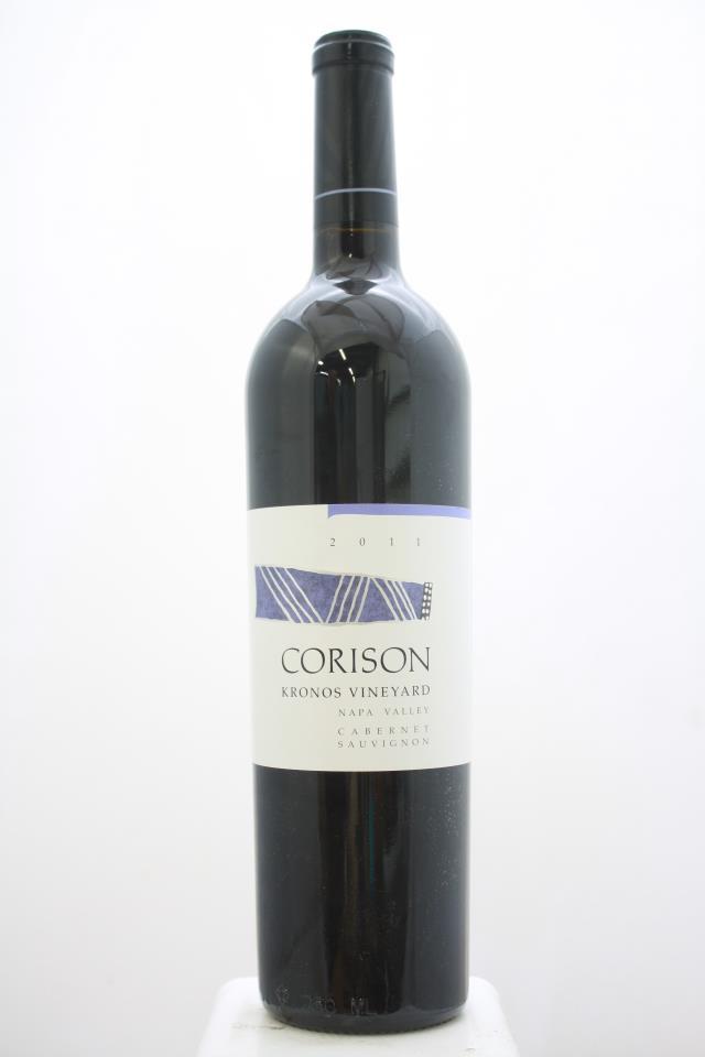Corison Cabernet Sauvignon Kronos Vineyard 2011