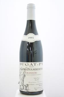 Dugat-Py Mazis-Chambertin Vieilles Vignes 2005