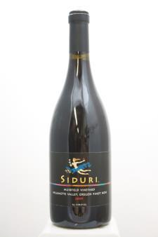 Siduri Pinot Noir Muirfield Vineyard 2005