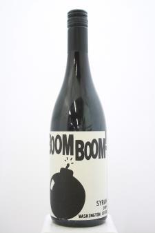 Charles Smith Syrah Boom Boom 2009