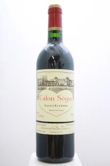 Calon-Ségur 2002
