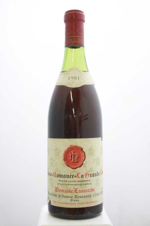 François Lamarche La Grande Rue 1981
