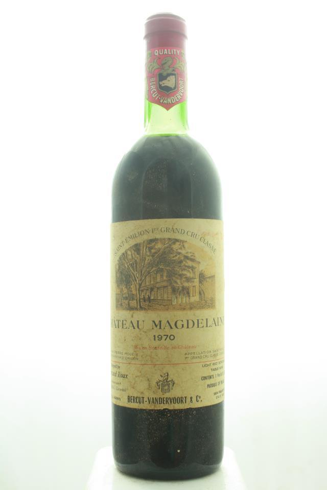 Magdelaine 1970