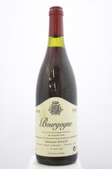 Emmanuel Rouget Bourgogne Rouge 1998