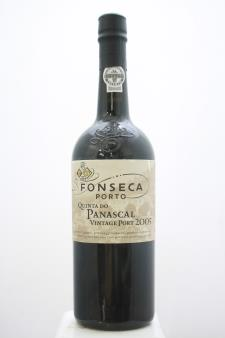Fonseca Quinta do Panascal Port 2005