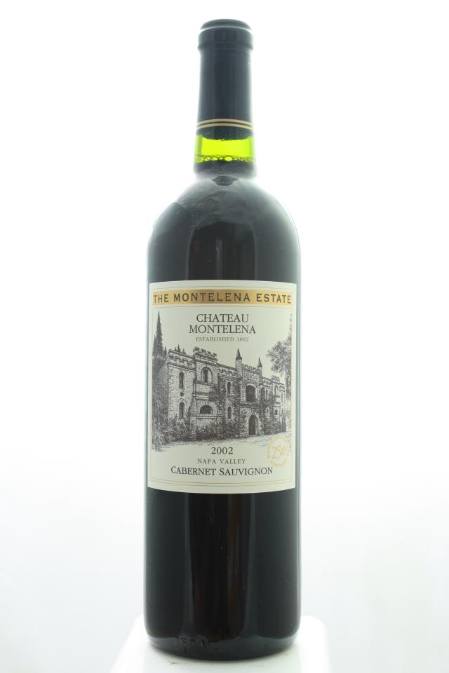 Chateau Montelena Cabernet Sauvignon The Montelena Estate 2002