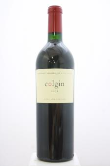 Colgin Cabernet Sauvignon Herb Lamb Vineyard 2001