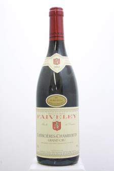 Faiveley (Domaine) Latricières-Chambertin 2002