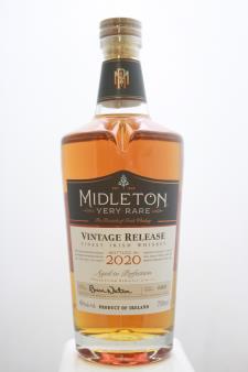 Midleton Very Rare Vintage Release Irish Whiskey 2020