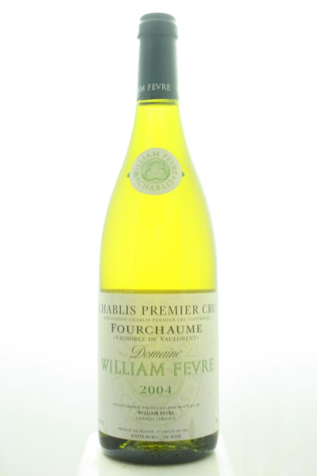 William Fèvre (Domaine) Chablis Fourchaume Vignoble de Vaulorent 2004